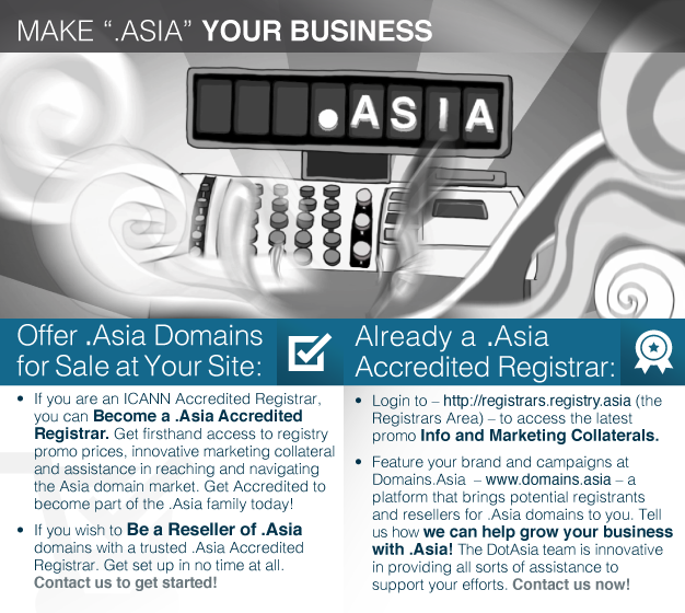 Make .Asia Your Business