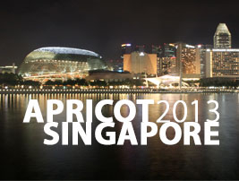 APRICOT, Singapore