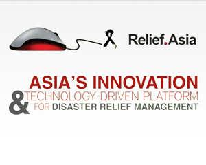 Relief.Asia Deploys GPS Units For Relief Teams in China