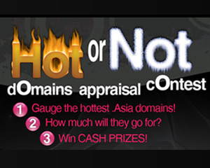Hot-or-Not Contest Winners Confirm Global Appeal for .Asia Domains