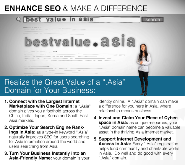 Enhance SEO and Make a Difference in Asia