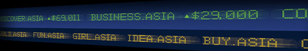 .Asia Auctions Ticker
