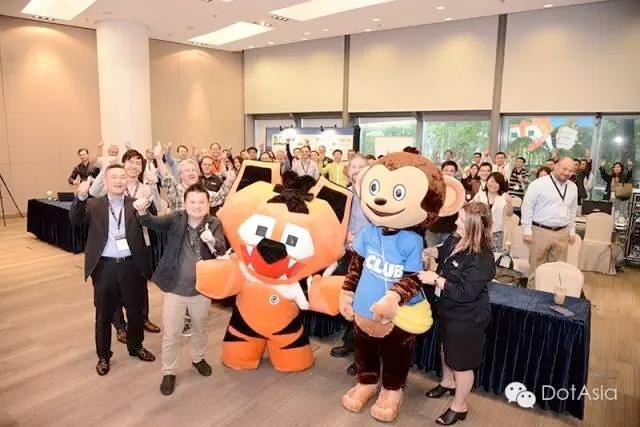第二届DOMAINfest@IoN.Asia 在香港数码港成功召开