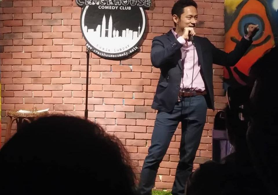 Stand-up Comedy making waves across Asia