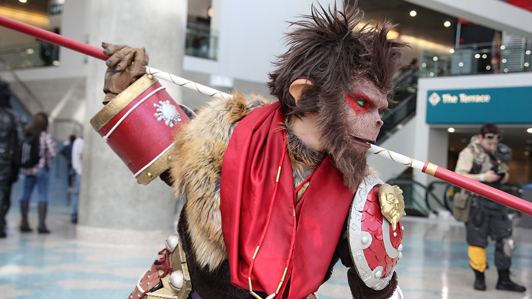 Monkey King – Sun Wukong 孙悟空