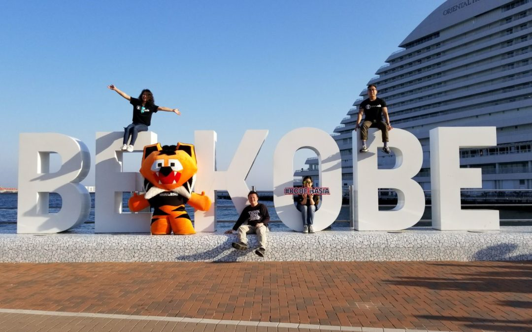 Kobe.is.Asia – Connecting the People, Culture & Innovation