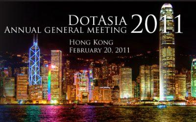DotAsia AGM 2011, Hong Kong