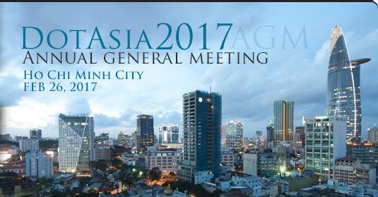 DotAsia AGM 2017, Ho Chi Minh City