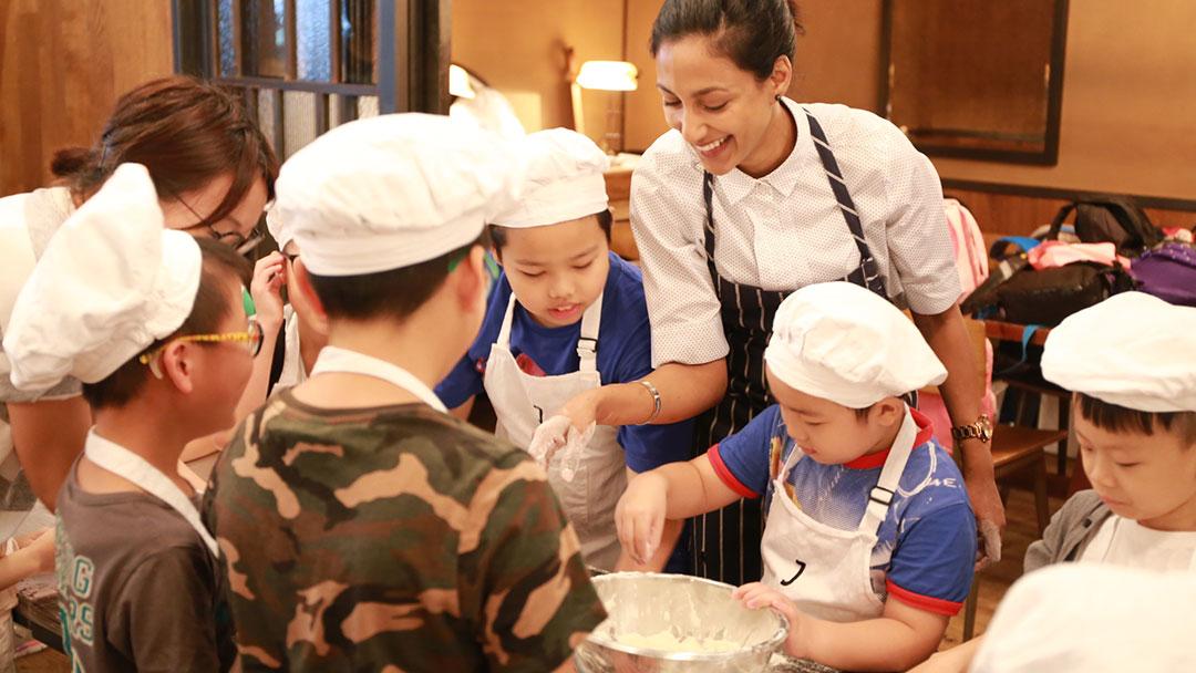"""""""Eat Smart Little Chef"""" Program"""