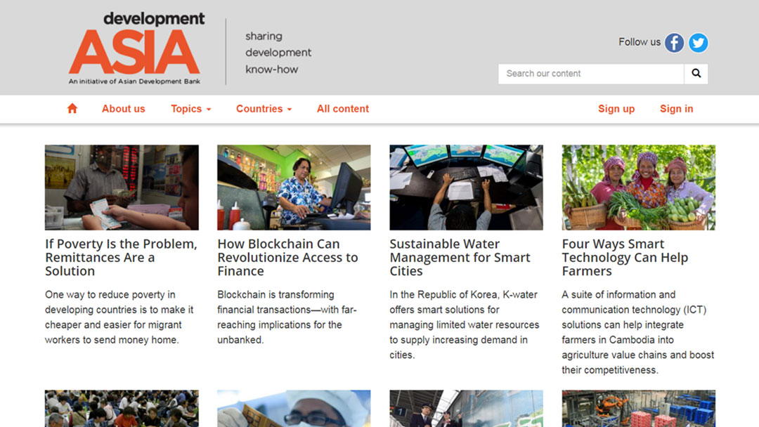 development.asia