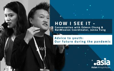 How I See it – Advice to youth: Our future and the pandemic