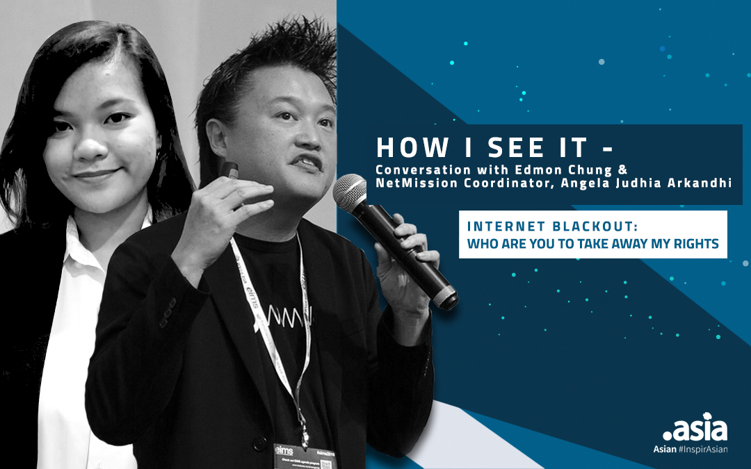How I See it – Internet Blackout: Who Are You to Take Away My Rights