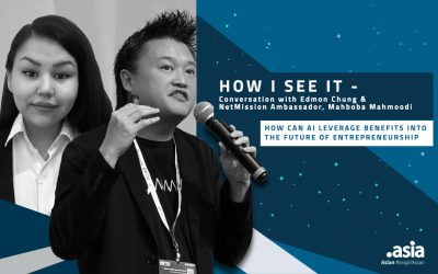 How I See It – How can AI leverage benefits into the future of entrepreneurship?