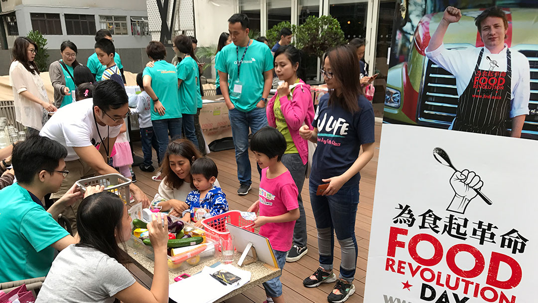FRD.Asia - Food Revolution Day