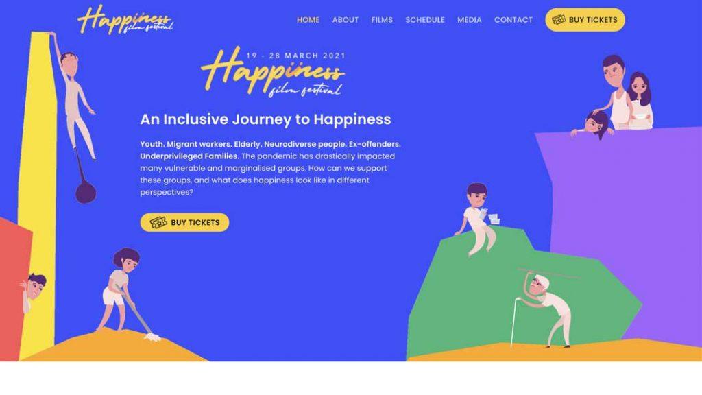 HappinessFilmFest.Asia