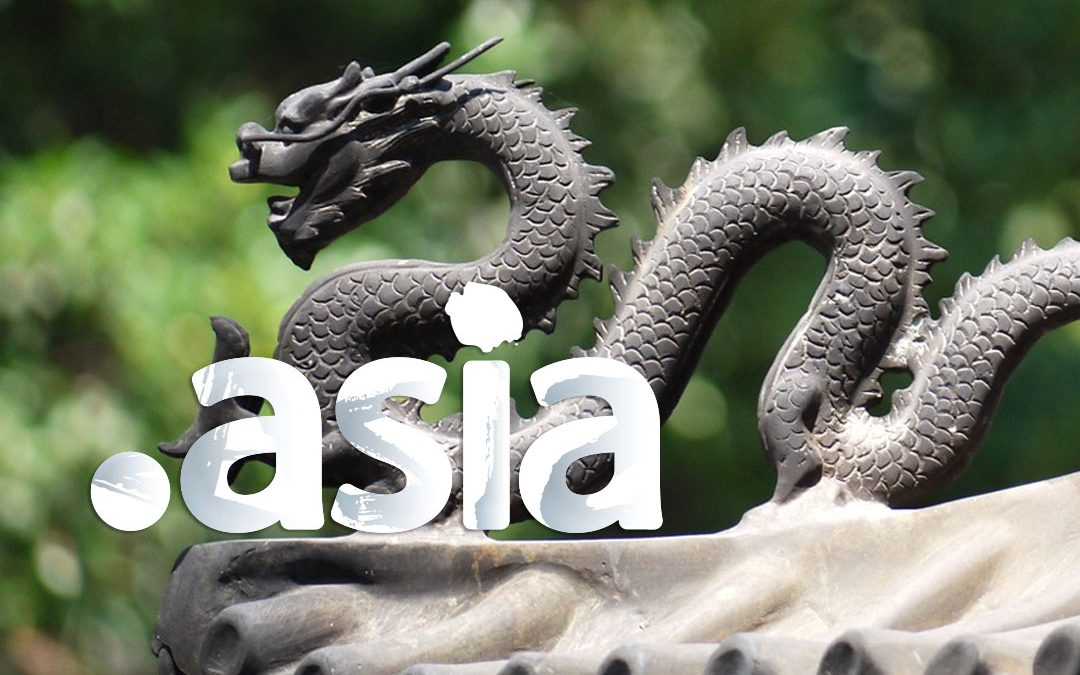 .Asia Top-Level-Domain Now Licensed for Sale in China