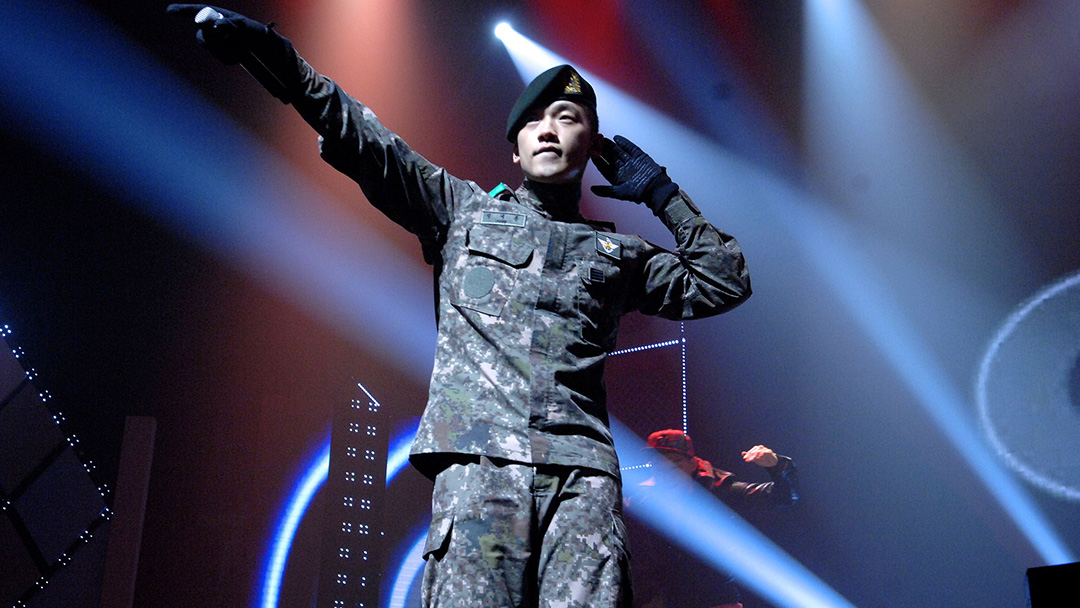 K-Force Special Show - Pyeongtaek, South Korea - 7 March 2013