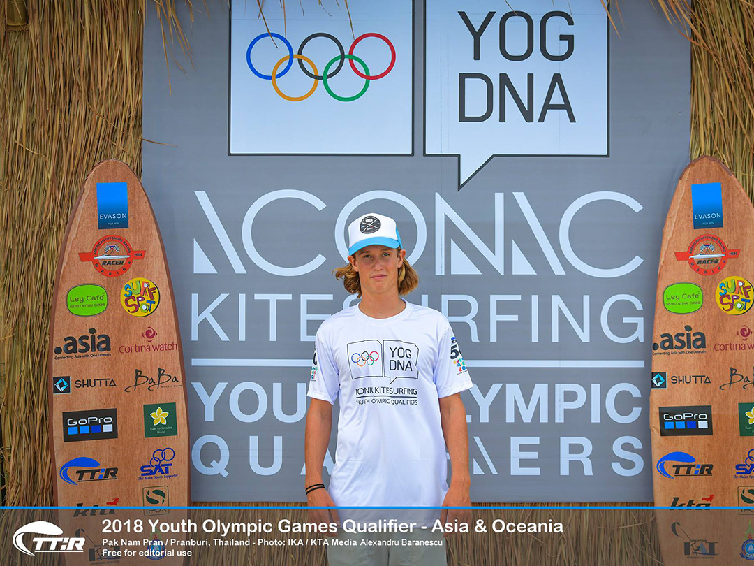 Youth Olympic Games Kiteboarding Qualifier, Thailand