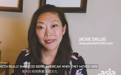 Catching up with Jackie Dallas – Proud Short Film