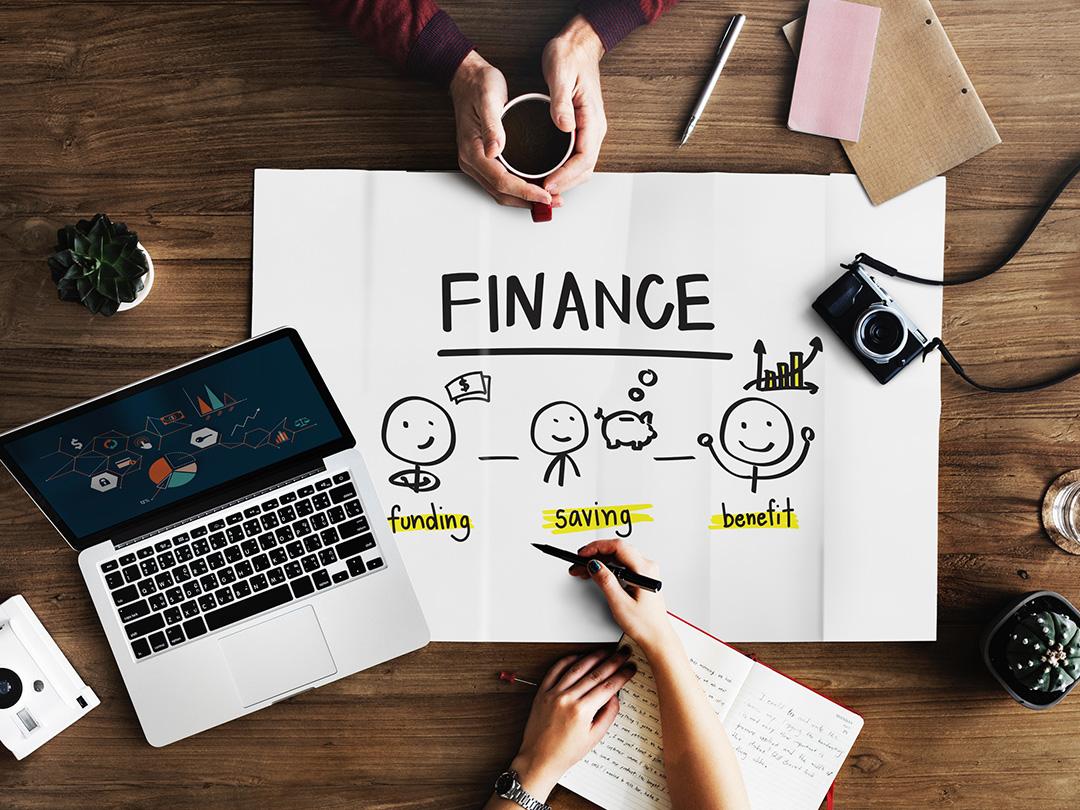 Editorial photo: Capital Funding