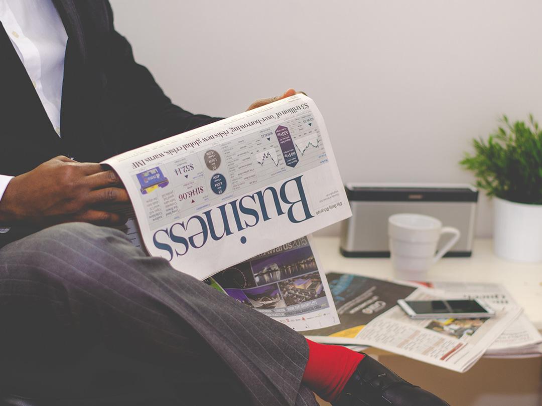 Editorial Photo: Startup momentum, Business